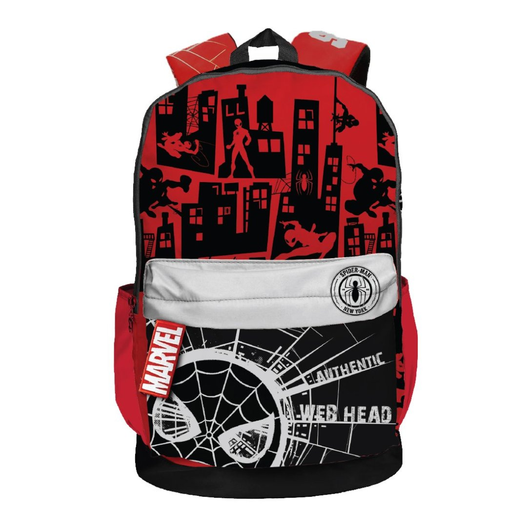 Spiderman Webhead Backpack -My Baby Excels - India - www.superherotoystore.com