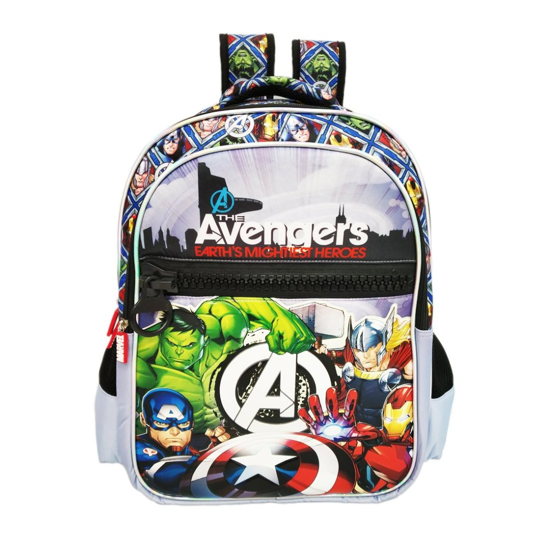 The Avengers Big Zipper Backpack