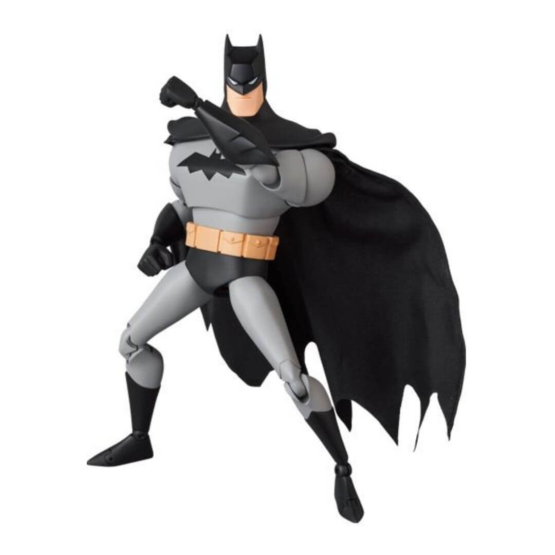 Batman The Animated Series Mafex Batman Figure by Medicom Toys -Medicom - India - www.superherotoystore.com