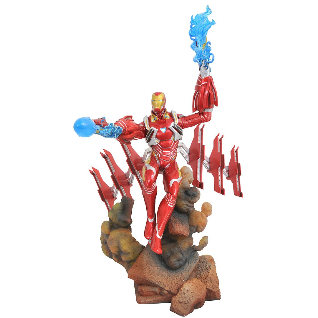 Infinity War Iron Man Gallery Statue by Diamond Select Toys -Diamond Select toys - India - www.superherotoystore.com