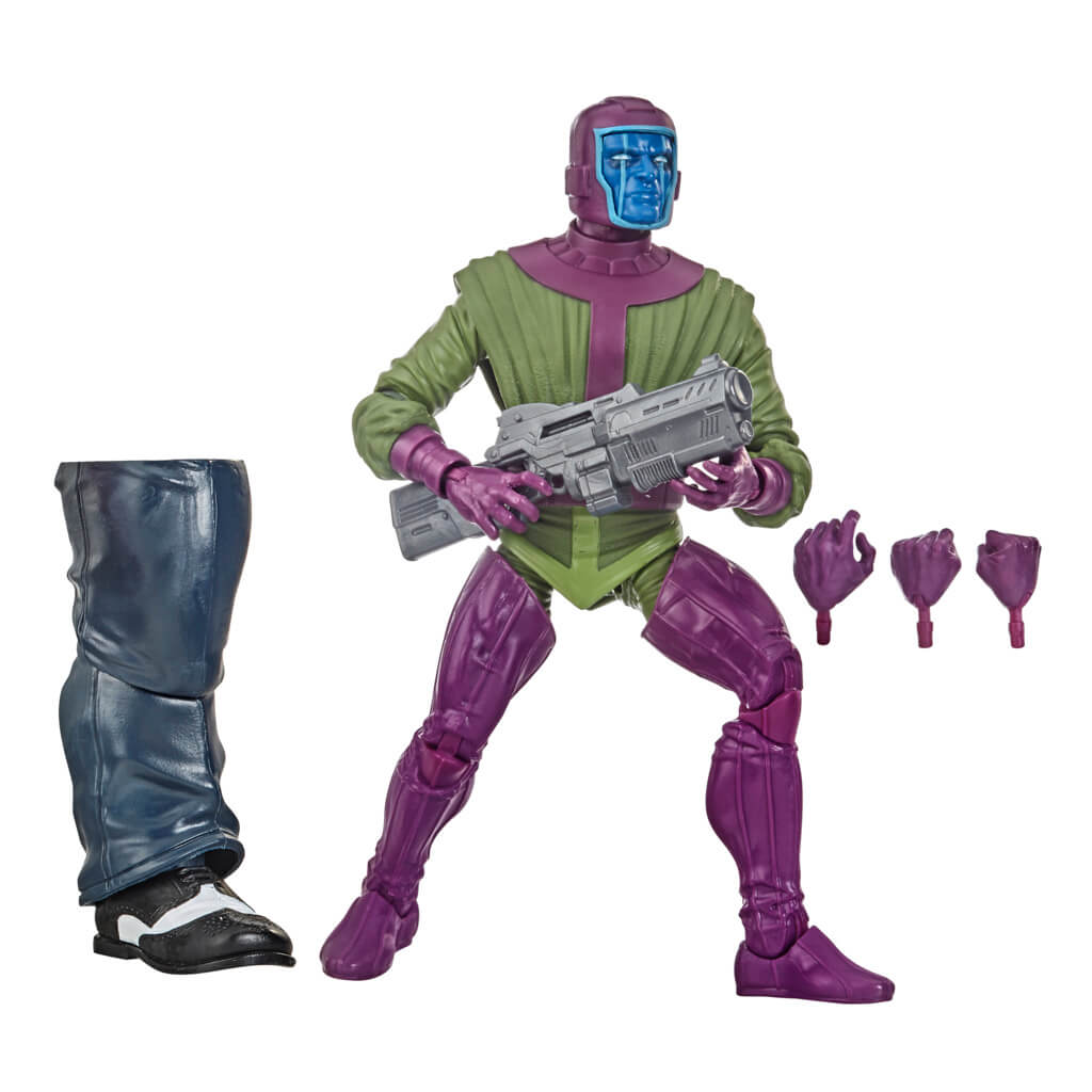 Avengers Gameverse Kang Marvel Legends Figure by Hasbro -Hasbro - India - www.superherotoystore.com
