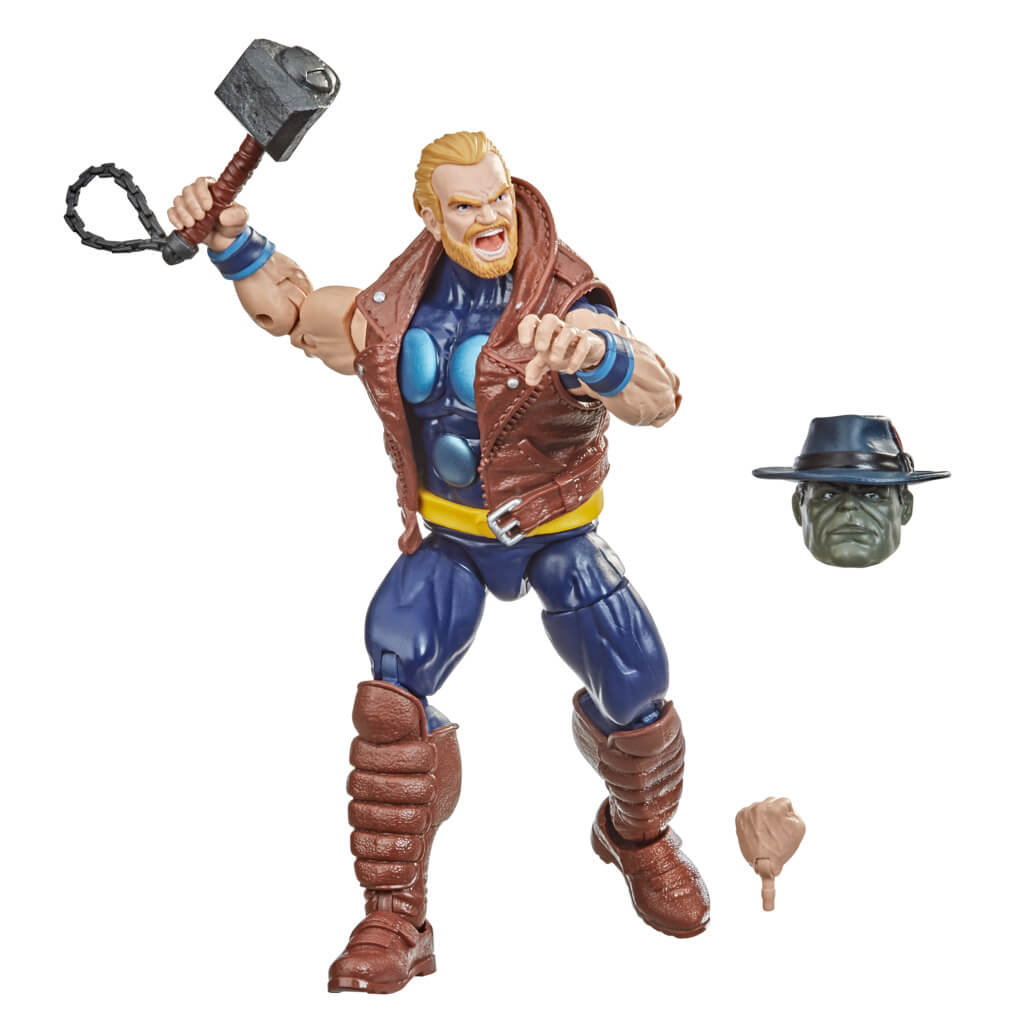Avengers Gameverse Thunderstrike Marvel Legends Figure by Hasbro -Hasbro - India - www.superherotoystore.com