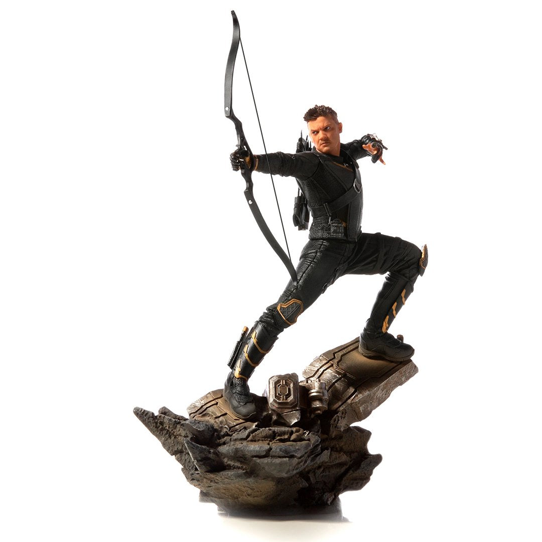 Avengers Endgame Hawkeye 1:10 Art Scale Statue by Iron Studios -Iron Studios - India - www.superherotoystore.com