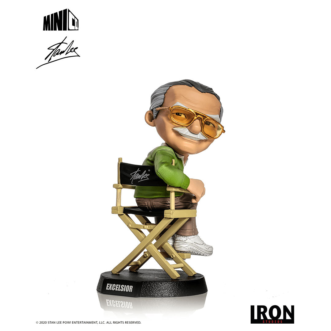 Stan Lee MiniCo Figure by Iron Studios -MiniCo - India - www.superherotoystore.com
