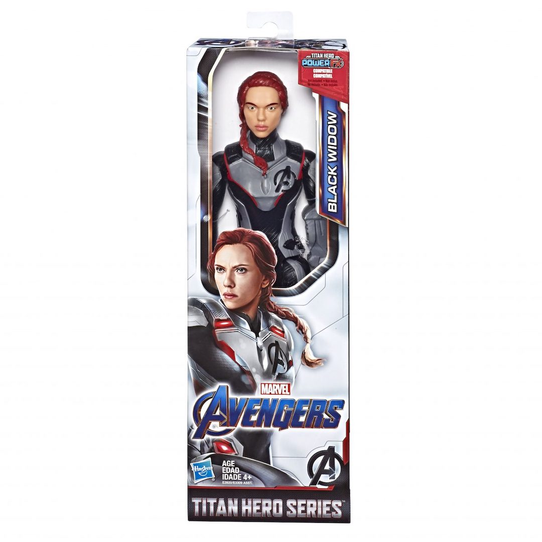 Avengers Endgame Black Widow 12-Inch Figure by Hasbro