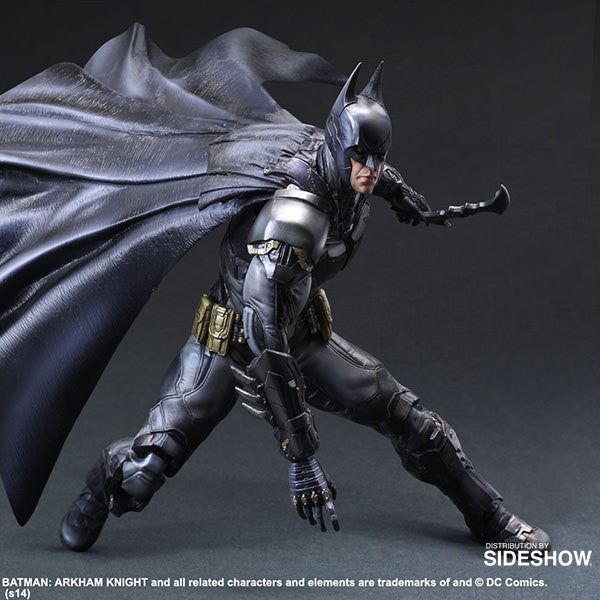 Batman Arkham Knight Play Arts Kai Figure by Square Enix-Square Enix- www.superherotoystore.com-Action Figure - 1