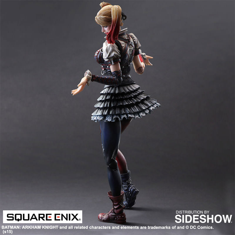 Dc Comics Arkham Knight Harley Quinn by Square Enix-Square Enix- www.superherotoystore.com-Action Figure - 3