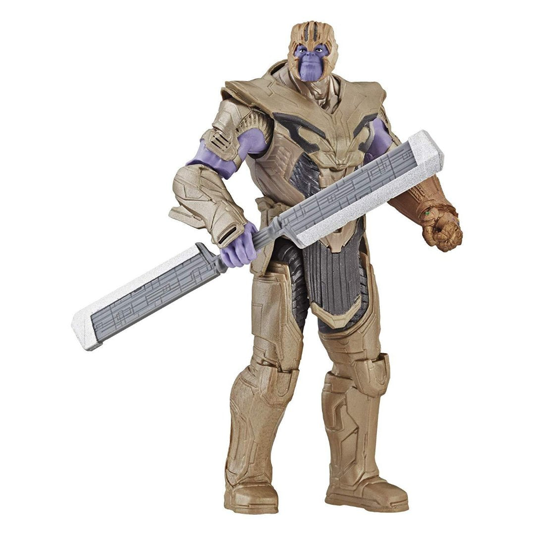 Avengers Endgame 6-Inch Thanos Figure by Hasbro