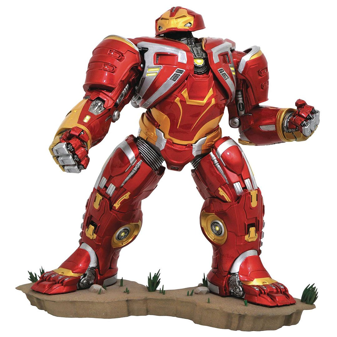 Marvel Gallery Hulkbuster Statue by Diamond Select Toys -Diamond Select toys - India - www.superherotoystore.com