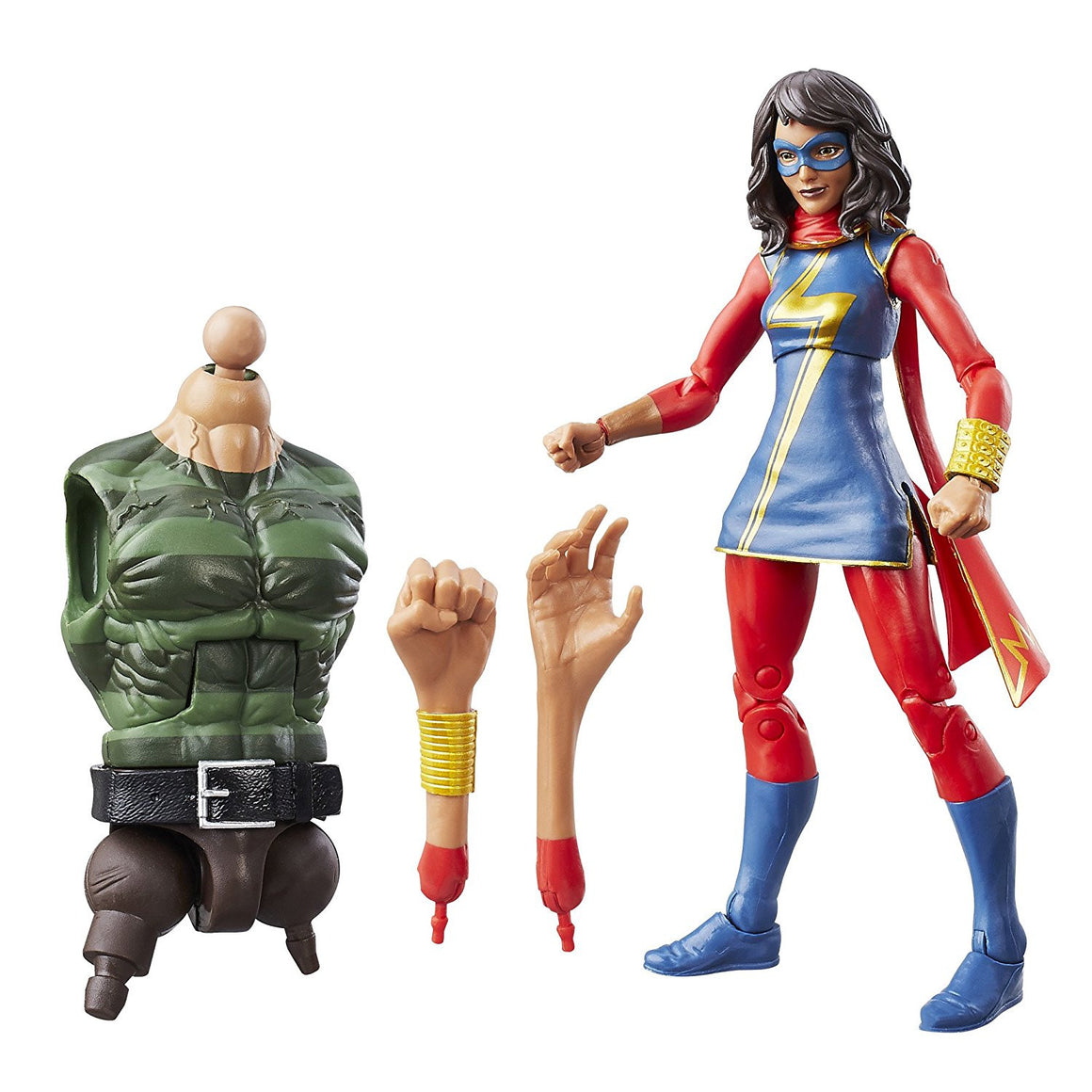 Marvel Legends: Ms. Marvel Figure by Hasbro