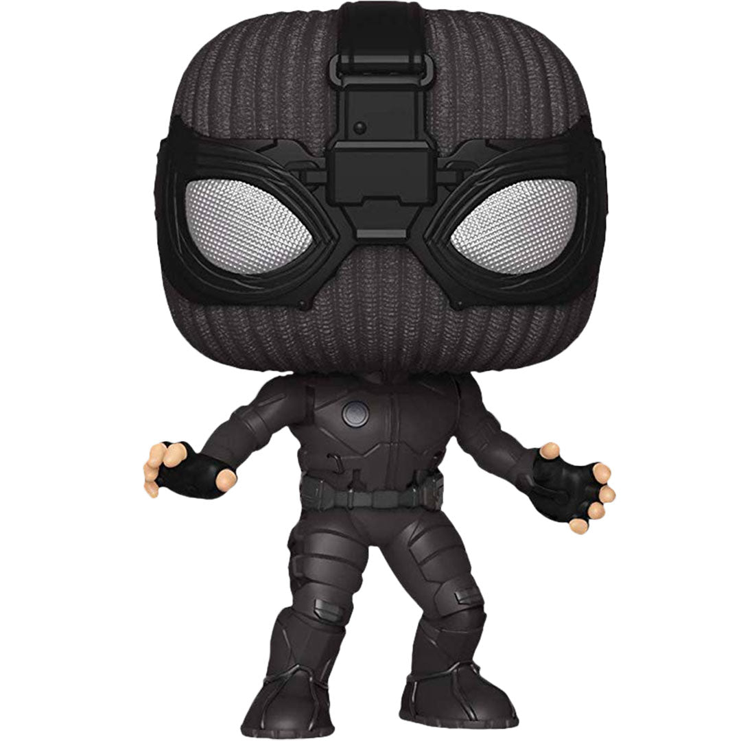 Spiderman Far From Home - Spiderman in Stealth Suit Vinyl Bobble-Head by Funko