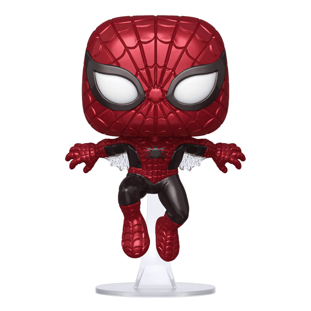 Marvel Comics 80th Anniversary: First Appearance Spider-Man Vinyl Bobble-Head by Funko -Funko - India - www.superherotoystore.com