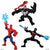 Marvel Comics Super Hero Mashers Web Slinging Mash Pack by Hasbro -Hasbro - India - www.superherotoystore.com