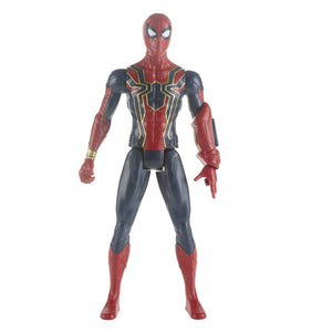 Avengers Endgame Iron Spider Titan Hero Series 12-Inch Figure by Hasbro