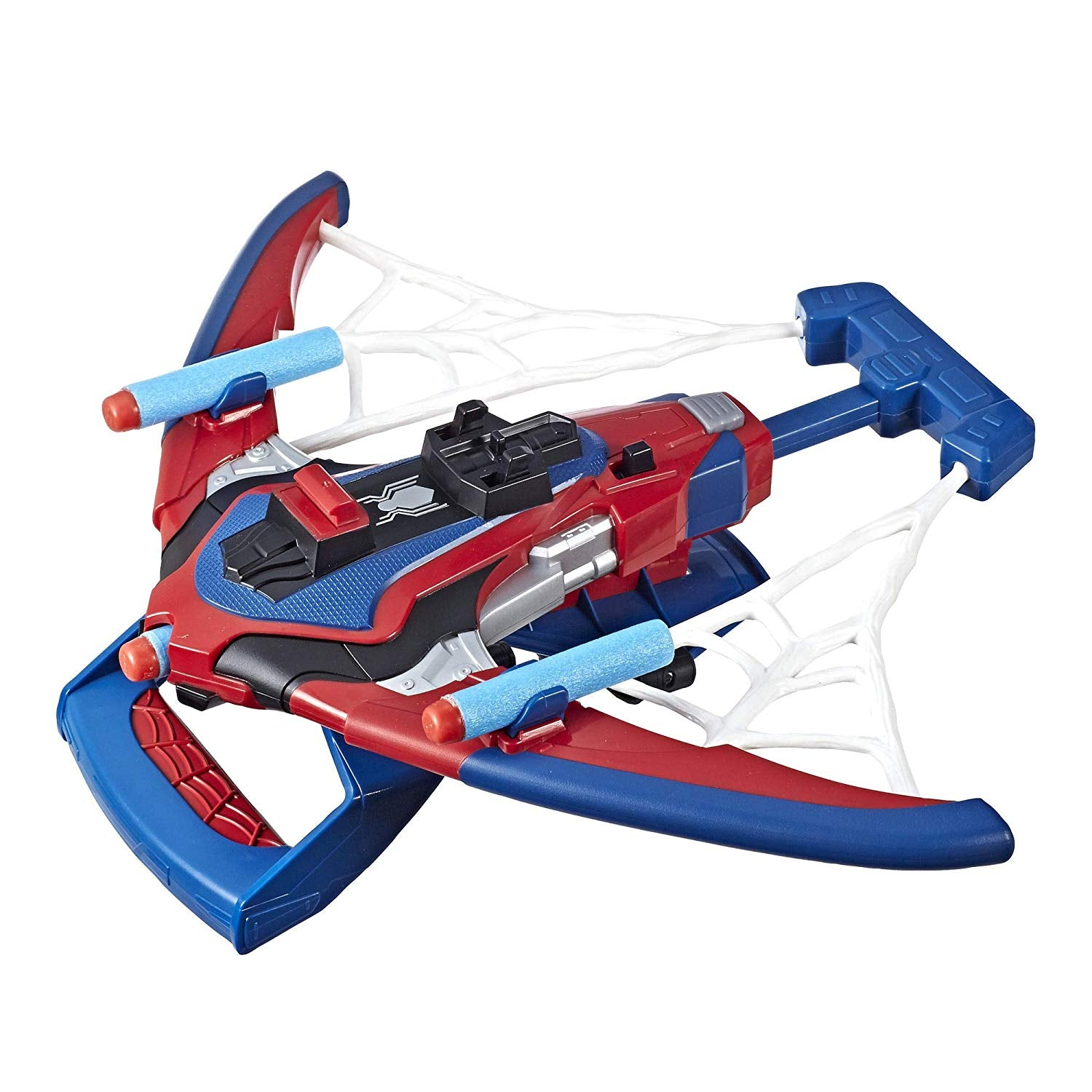 Spiderman Far From Home Nerf Web Shot Blaster by Hasbro -Hasbro - India - www.superherotoystore.com
