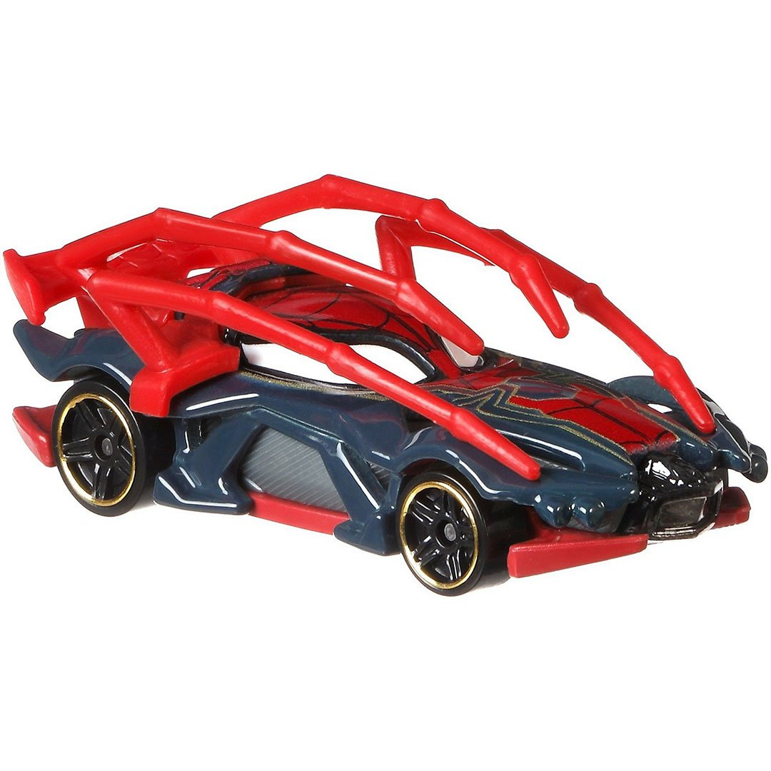 Avengers Iron Spider 1:64 Scale Die-Cast Car by Hot Wheels