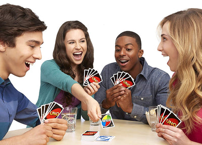 Uno Card Game by Mattel -Mattel - India - www.superherotoystore.com