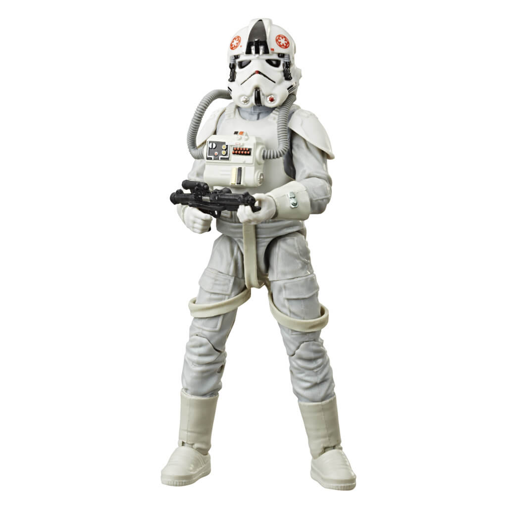 Star Wars Black Series Empire Strikes Back 40th Anniversary ATAT Driver Figure by Hasbro -Hasbro - India - www.superherotoystore.com