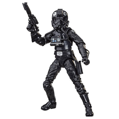 Star Wars Black Series Empire Strikes Back 40th Anniversary Tie Pilot Figure by Hasbro -Hasbro - India - www.superherotoystore.com