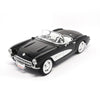 1957 Chevrolet Corvette 1:18 Scale Die Cast Car by Lucky Die Cast (LDC)