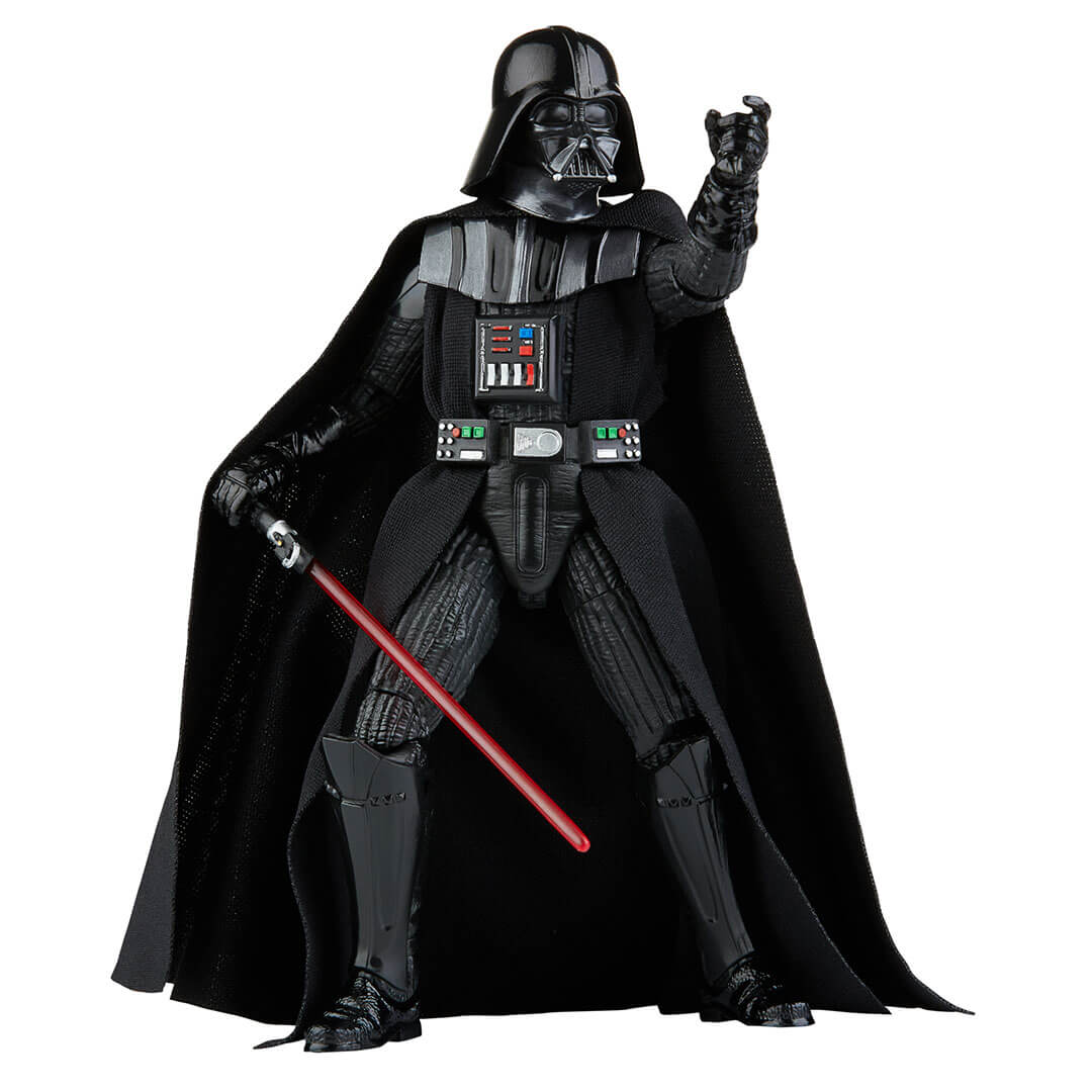 Star Wars The Black Series Darth Vader Figure by Hasbro -Hasbro - India - www.superherotoystore.com