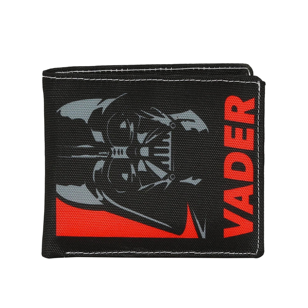 Star Wars Dark Vader Bi-Fold Wallet by Bombay Merch -Bombaymerch - India - www.superherotoystore.com