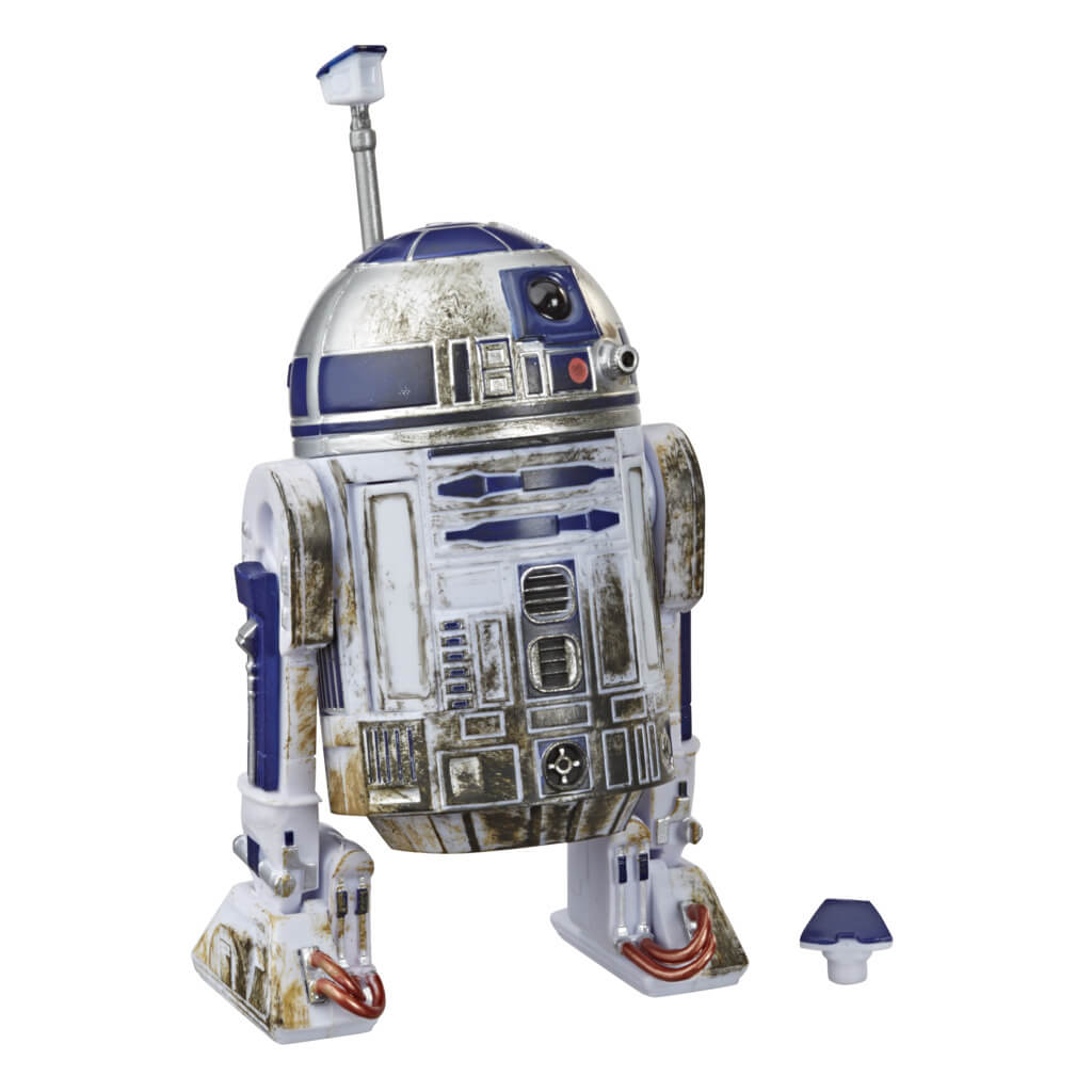 Star Wars Black Series Empire Strikes Back 40th Anniversary R2D2 Figure by Hasbro -Hasbro - India - www.superherotoystore.com