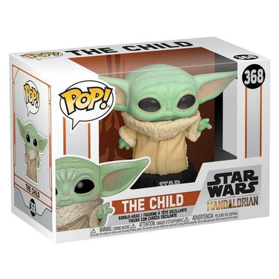 Star Wars: The Mandalorian: The Child Pop! Vinyl Figure by Funko -Funko - India - www.superherotoystore.com
