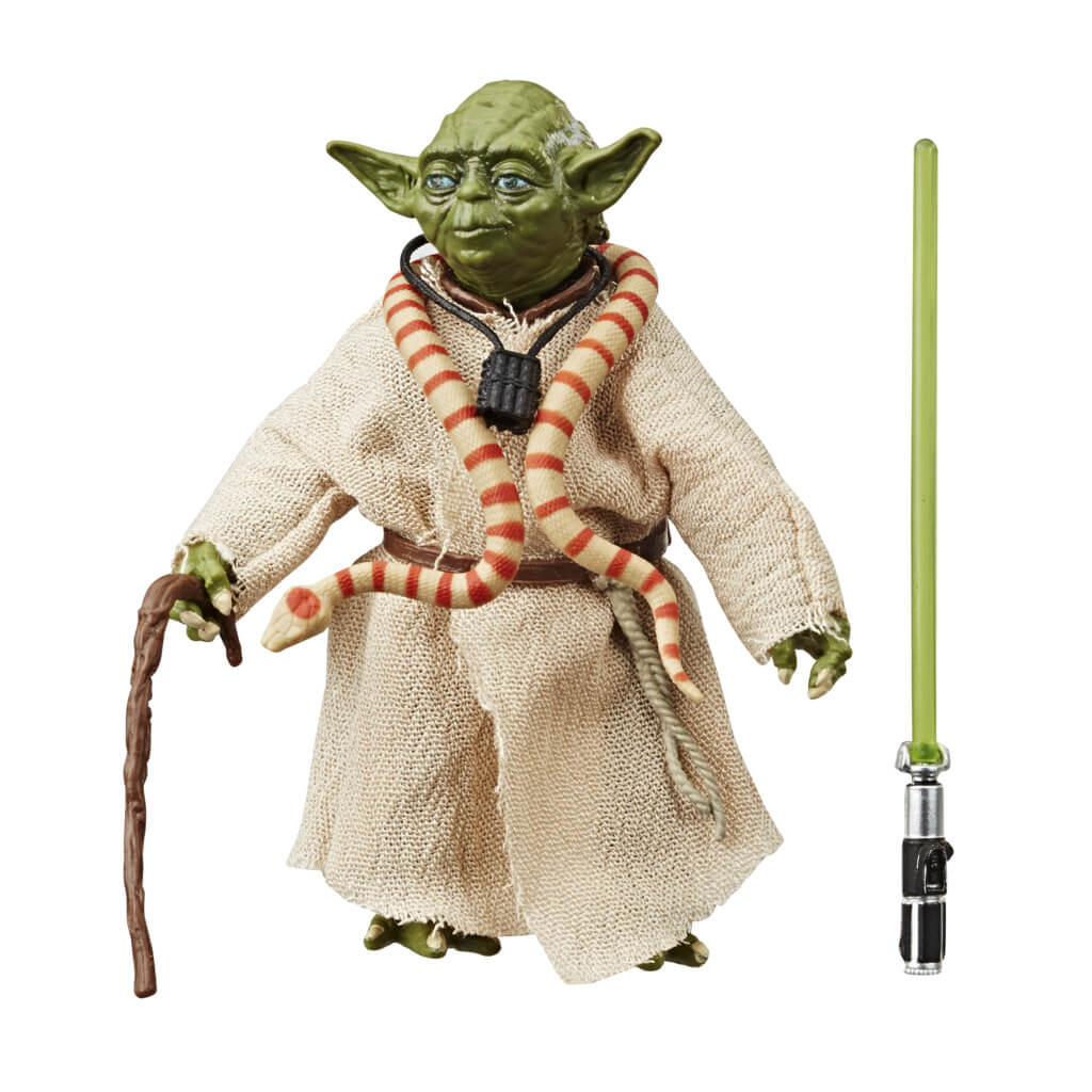 Star Wars Black Series Empire Strikes Back 40th Anniversary Yoda Figure by Hasbro -Hasbro - India - www.superherotoystore.com