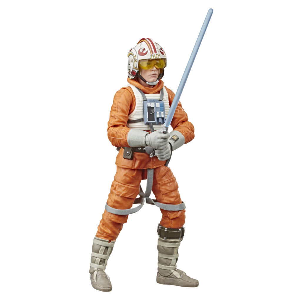 Star Wars Black Series Empire Strikes Back 40th Anniversary Luke Skywalker Snowspeeder Figure by Hasbro -Hasbro - India - www.superherotoystore.com