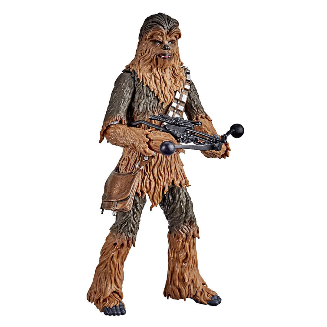 Star Wars The Empire Strikes Back 40th Anniversary Chewbacca Figure by Hasbro -Hasbro - India - www.superherotoystore.com