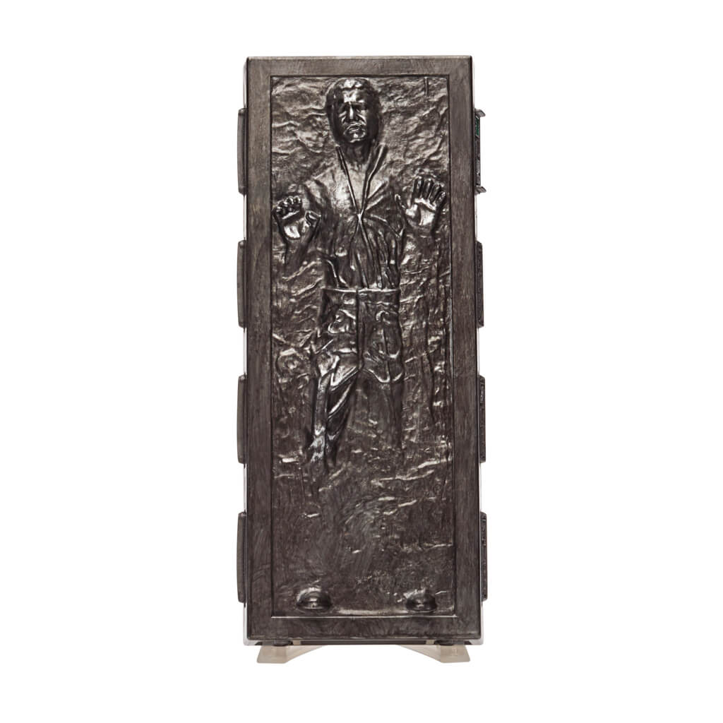 Star Wars Black Series Empire Strikes Back 40th Anniversary Carbonite Han Solo Figure by Hasbro -Hasbro - India - www.superherotoystore.com