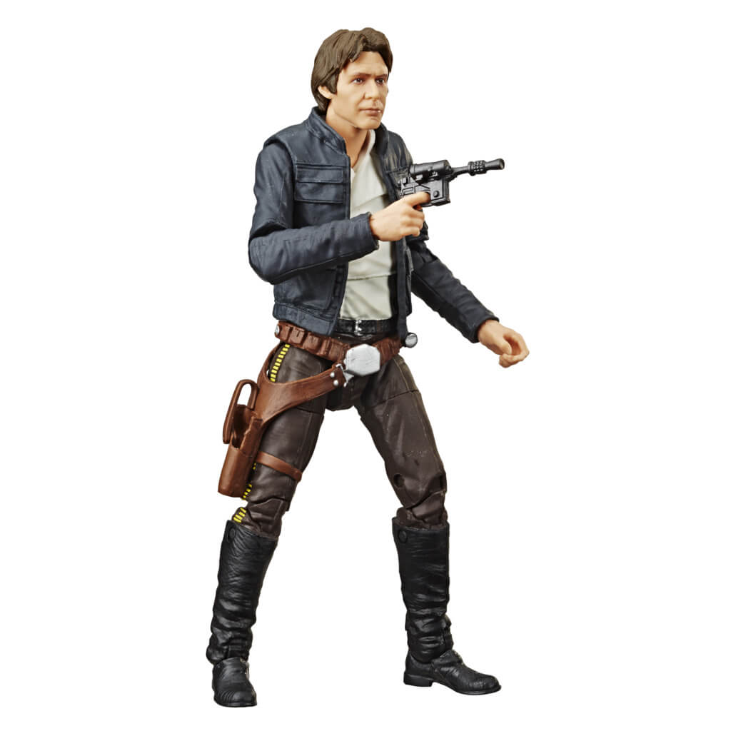Star Wars Black Series Empire Strikes Back 40th Anniversary Han Solo Figure by Hasbro -Hasbro - India - www.superherotoystore.com
