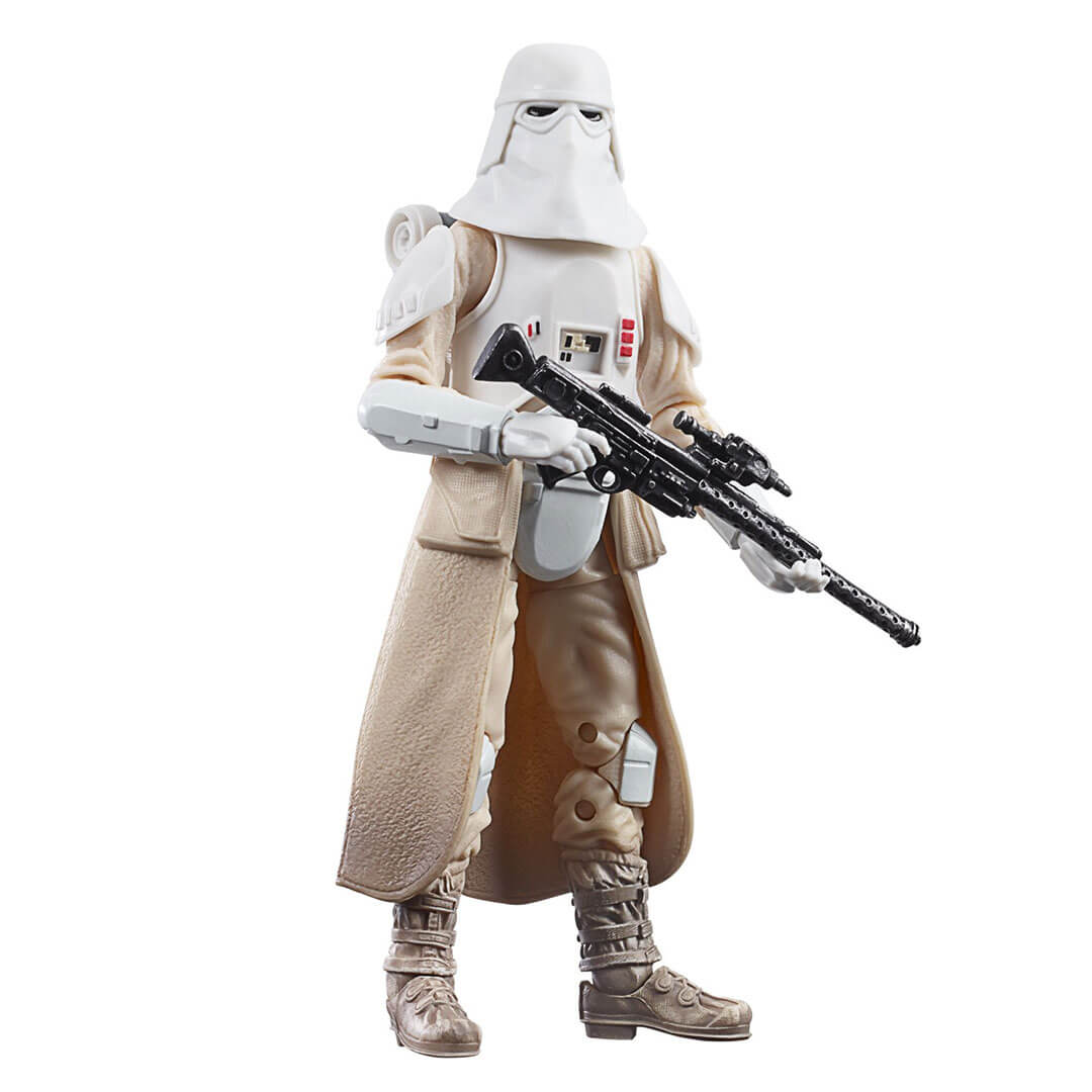 Star Wars The Empire Strikes Back 40th Anniversary Impreial Snowtrooper Figure by Hasbro -Hasbro - India - www.superherotoystore.com