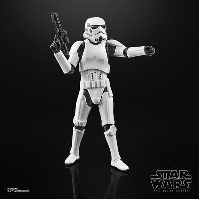 Star Wars The Black Series Imperial Stormtrooper Figure by Hasbro -Hasbro - India - www.superherotoystore.com
