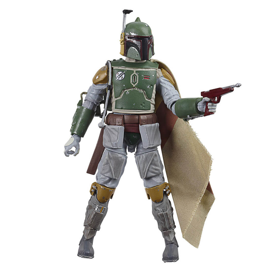 Star Wars The Empire Strikes Back 40th Anniversary Boba Fett Figure by Hasbro -Hasbro - India - www.superherotoystore.com