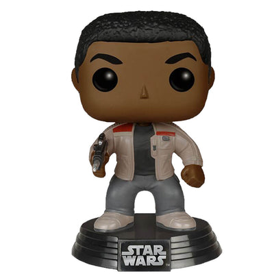 Star Wars Finn Pop! Vinyl Figure by Funko -Funko - India - www.superherotoystore.com