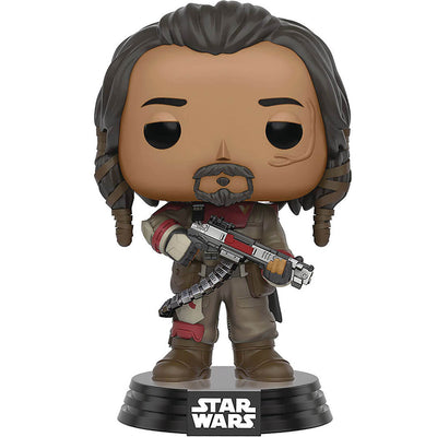 Star Wars Rogue One: Baze Malbus Pop! Vinyl Figure by Funko -Funko - India - www.superherotoystore.com
