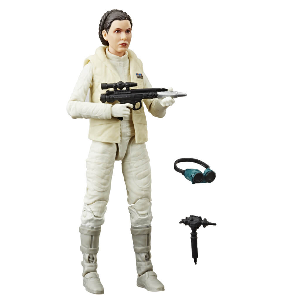 Star Wars Black Series Empire Strikes Back 40th Anniversary Princess Leia Figure by Hasbro -Hasbro - India - www.superherotoystore.com