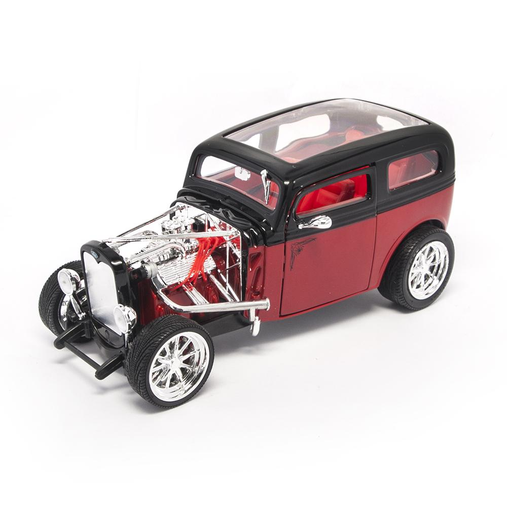 1931 Ford Model A Custom 1:18 Scale Die Cast Car by Lucky Die Cast