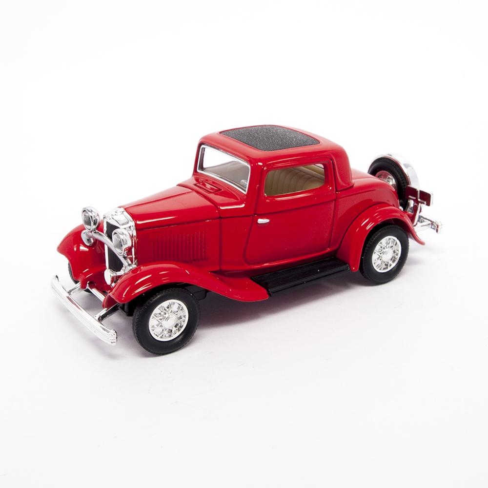 1932 Ford 3-Window Coupe 1:43 Scale Die-Cast Car by Lucky Die Cast (LDC)