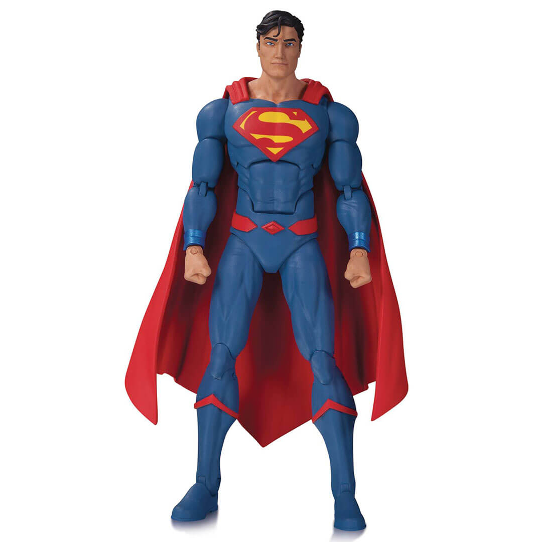 DC Comics Superman Rebirth Action Figure by DC Collectibles -DC Collectibles - India - www.superherotoystore.com