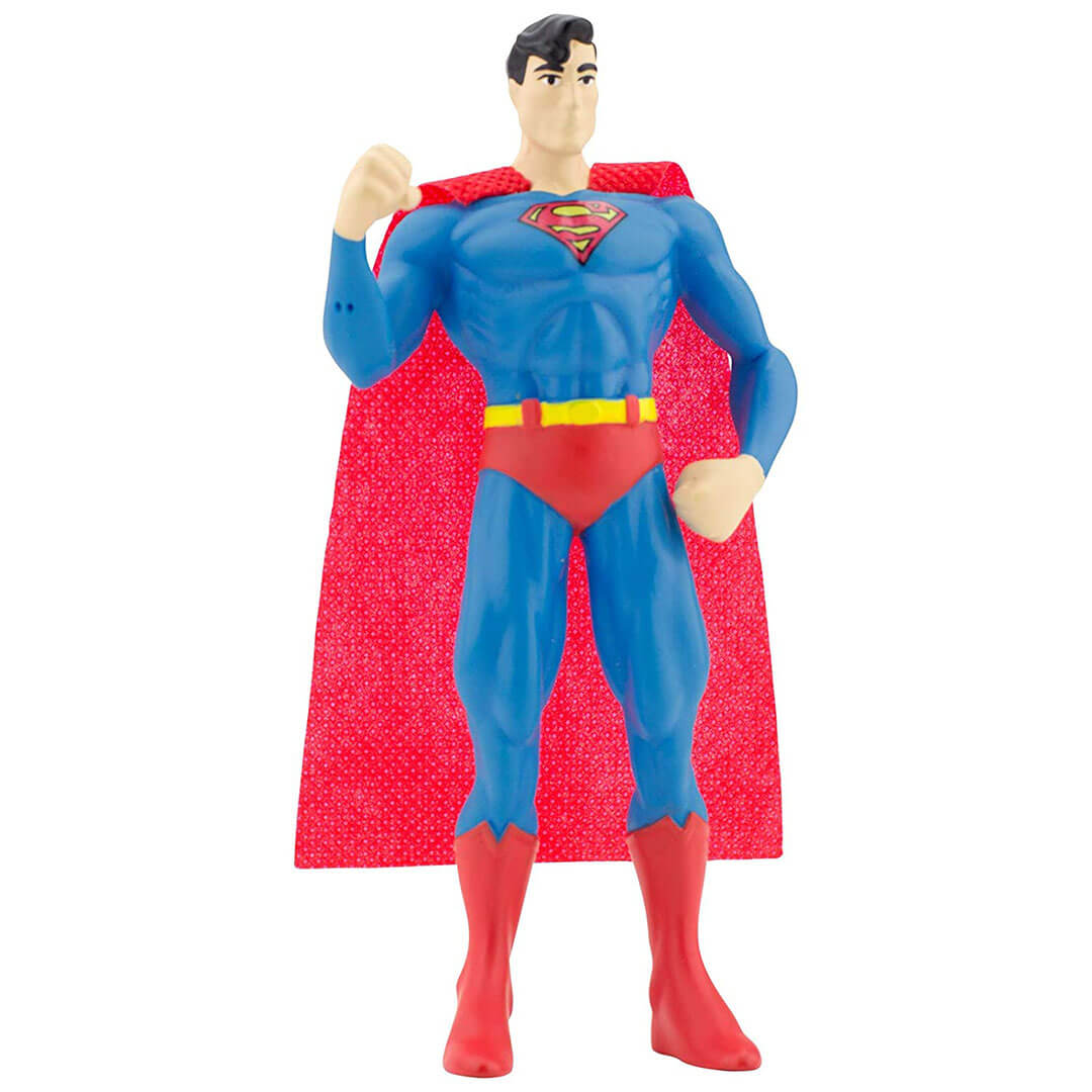 Superman Bendable Figure by NJ Croce -NJ Croce - India - www.superherotoystore.com