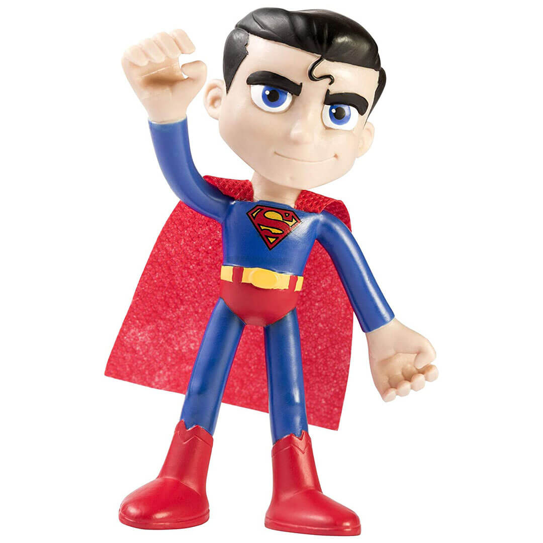 Action Bendable Superman Figure by NJ Croce -NJ Croce - India - www.superherotoystore.com