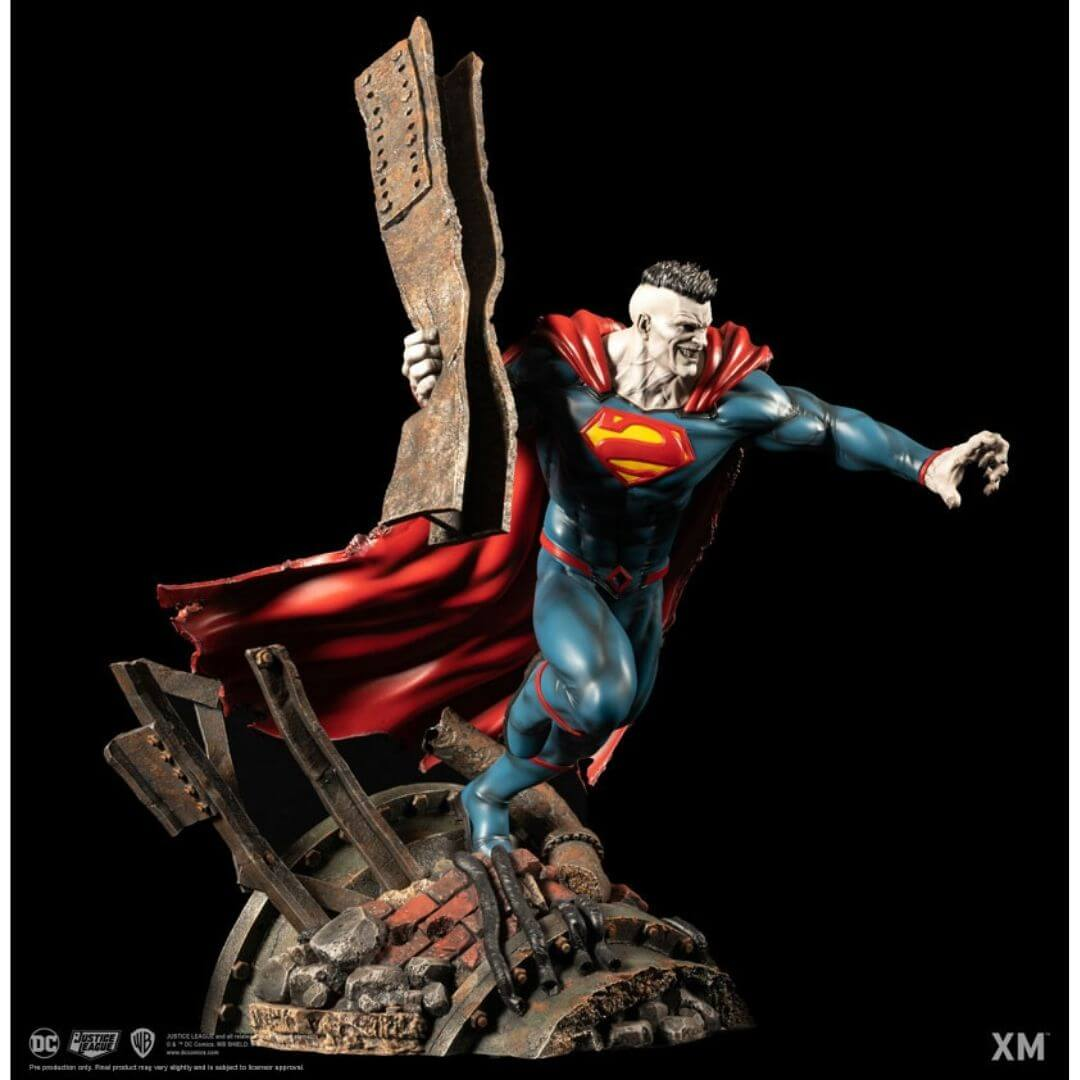 DC Comics Rebirth Bizarro 1/6th Scale Figure by XM Studios -XM Studios - India - www.superherotoystore.com