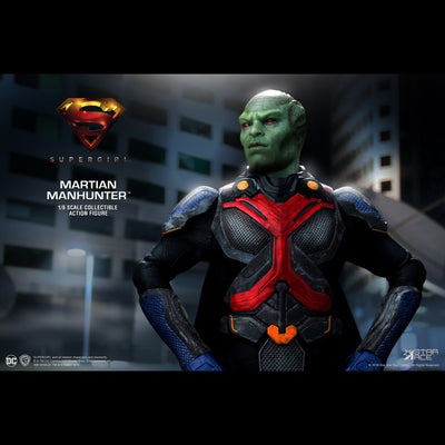 Supergirl TV Series Martian Manhunter Figure by Star Ace -Star Ace Toys - India - www.superherotoystore.com