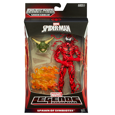 Spider Man Marvel Legends - Spawn of Symbiotes-Hasbro- www.superherotoystore.com-Action Figure - 1