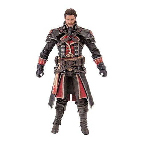 Shay Cormac - Assassins Creed Series 4-McFarlane Toys- www.superherotoystore.com-Action Figure - 1