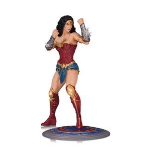 DC Core: Wonder Woman PVC Statue by DC Collectibles