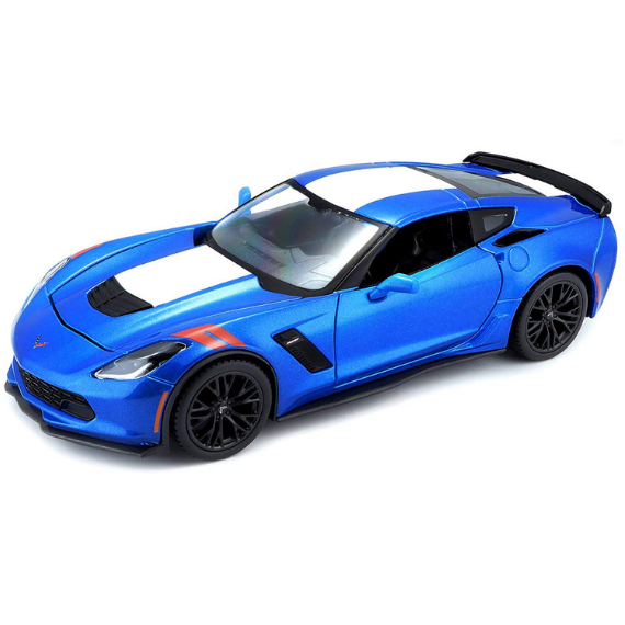 2017 Corvette Grand Sport 1:24 Scale Die-Cast Car by Maisto